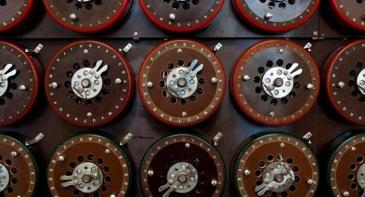 Codebreaking Bombe moves to computer museum